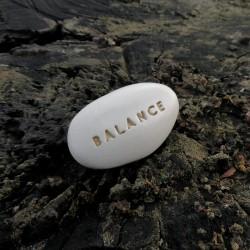 Magic Pebble - BALANCE gold