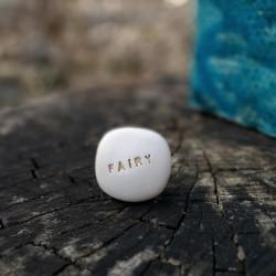 Magic Pebble - FAIRY gold