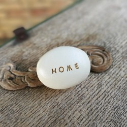 Magic Pebble - HOME gold