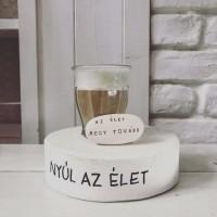 Biszrtónyúl ristretto/espresso/ hosszú kávé/cappuccino