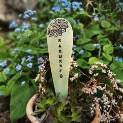 KAKUKKFŰ - Kerámia fűszer jelölő