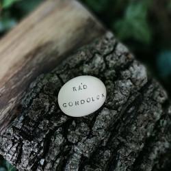 Varázskavics - RÁD GONDOLOK ezüst