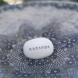 Varázskavics - MARADOK ezüst