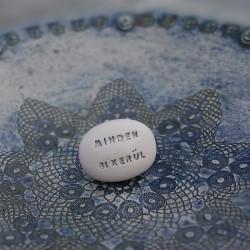 Varázskavics - MINDEN SIKERÜL ezüst