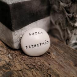 Varázskavics - AHOGY SZERETNÉD ezüst