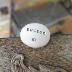Varázskavics - ENGEDD EL ezüst
