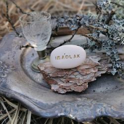 Varázskavics - IMÁDLAK arany