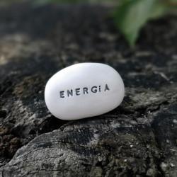 Varázskavics - ENERGIA ezüst