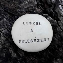 Varázskavics - LESZEL A FELESÉGEM? ezüst