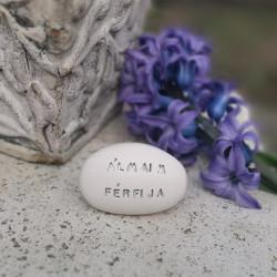 Varázskavics - ÁLMAIM FÉRFIJA ezüst