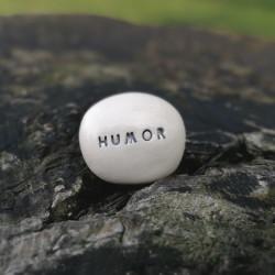 Varázskavics - HUMOR ezüst